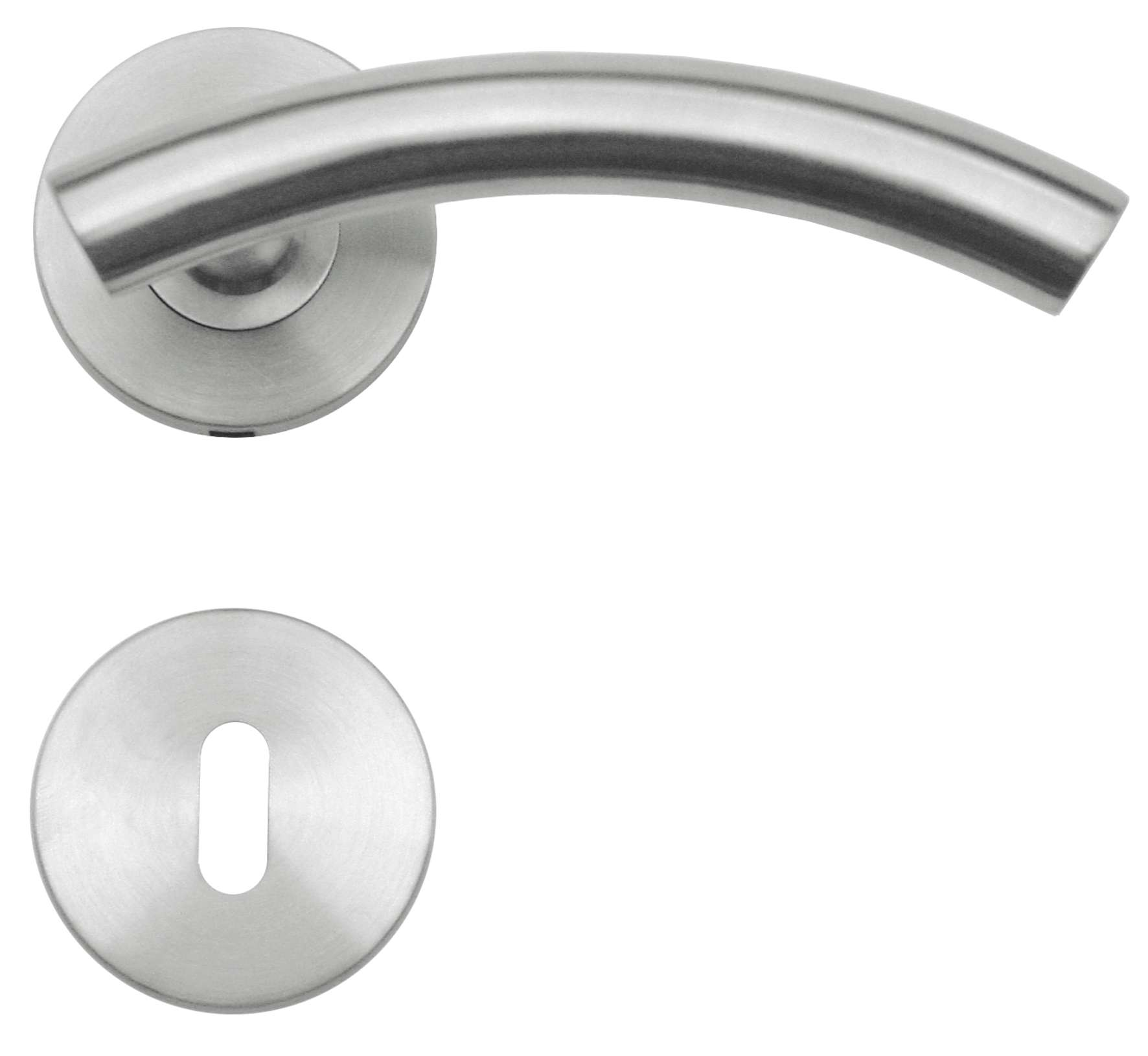 BEQUILLE GT SHAPE 19MM INOX PLUS R+E