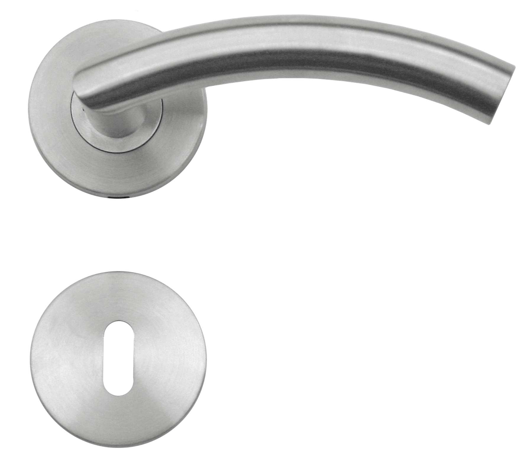 BEQUILLE GI SHAPE 19MM INOX PLUS R+E